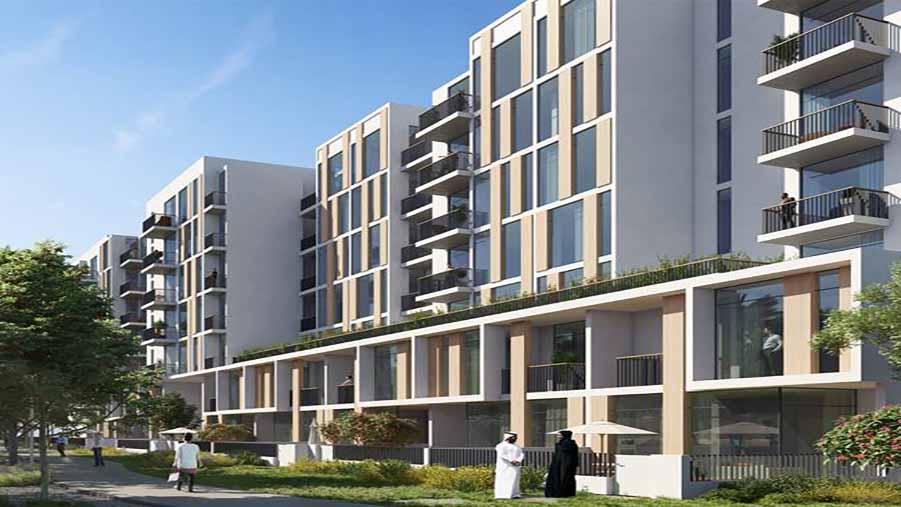 Mudon Views Apartments